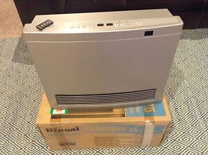 Rinnai Avenger 25 mj silver natural gas heater North Narrabeen Pittwater Area Preview