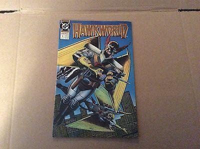 Hawkworld #1 DC comics June 1990  VF/NM Hawkman