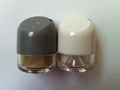 Lufthansa Airlines Business Class Signature Salt   Pepper Shakers Set New Sealed