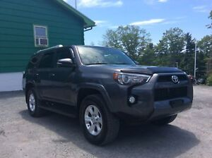 2014 Toyota 4Runner SR5 WITH LEATHER - 4X4 - A/C - CRUISE - ALLO