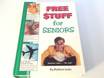 Free Stuff For Seniors By Matthew Lesko   Mr  Info