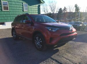 2016 Toyota RAV4 WOW ONLY 19KM - AWD - A/C - CRUISE - BACKUP CAM
