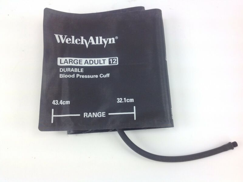 Welch Allyn BP Cuff Lg Adult 12