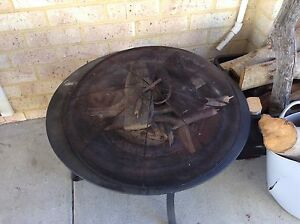 FIre pit c/w guard Innaloo Stirling Area Preview