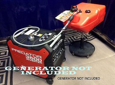 Predator Generator | Lincoln Equipment Liquidation