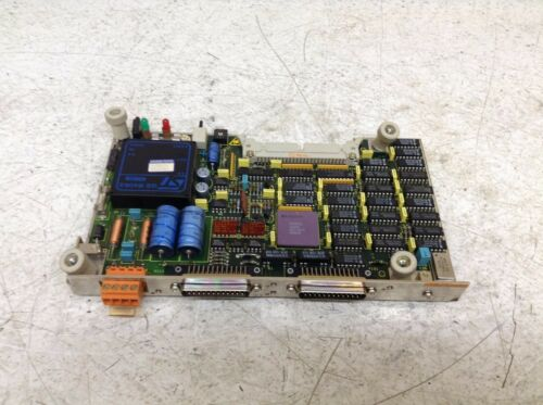 Siemens 6FX1136-2BA01 Circuit Board PCB Control 6FX11362BA01