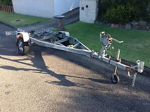 Registered boat trailer Rankin Park Newcastle Area Preview
