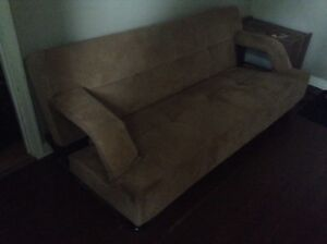 Clean 3 place couch