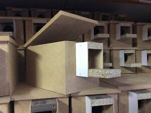 Budgie Breeding Boxes $2.50 In Stock Now! St Marys Penrith Area Preview