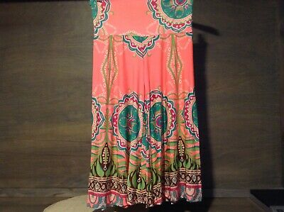UP USA WOMENS Size S M, L  MULTICOLOR Shorts Culottes FOLD OVER Waist NWOT -