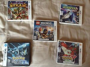 3/DS Games lot