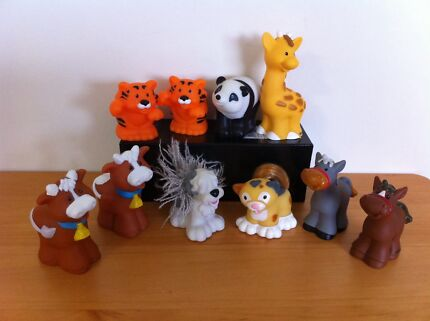 Fisher-Price Little People Animals FROM.... Doncaster East Manningham Area Preview