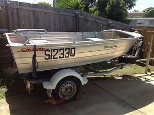 Alluminum Boat