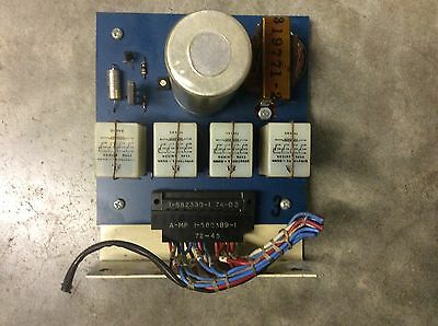 Elox 8-62 Edm Control Board