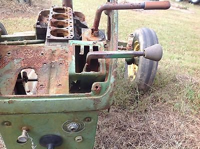 John Deere 1010 Throttle And Linkage  Farmerjohnsparts
