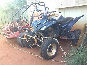 350cc Raptor. 2006. Broome Broome City Preview