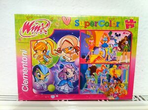 Winx Club Super Color Puzzle
