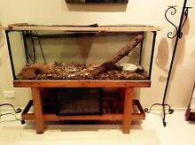 4FT SNAKE TANK -  REPTILE ENCLOSURE - VIVARIUM The Entrance Wyong Area Preview