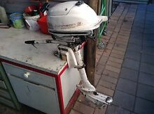 Johnson Seahorse 3 Outboard Motor Banksia Park Tea Tree Gully Area Preview