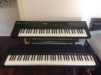 Roland Synth & Roland Digital Piano. Both Made-in-Japan Perth Region Preview