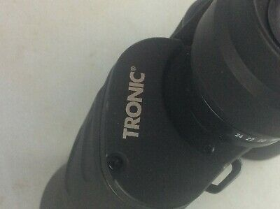 TRONIC 8 x - 24 x 50 VM ZOOM BINOCULARS Working Available Worldwide