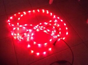 6m red outdoor rope light Mount Lawley Stirling Area Preview