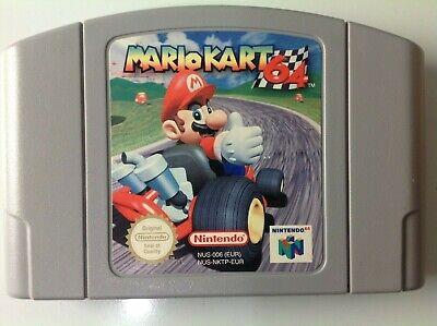 Mario Kart N64 Nintendo 64 N107G2