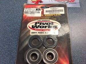Pivot Works Front wheel bearing kit- KX125/250 90-92 Kx500 90-93