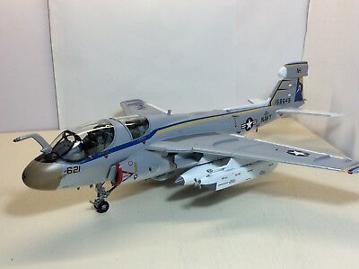 "Used, Northrop Grumman EA-6 B "" Prowler "" in 1:48 scale "" Pro Built' for sale  Pflugerville"