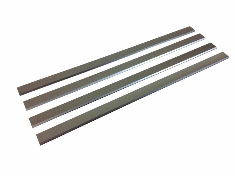 """20"""" Grizzly G1033 G9740 G0454 H7269 Planer Blades Knives  inch HSS, Set of 4"""