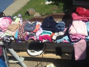 Baby girl clothes .50$ a piece