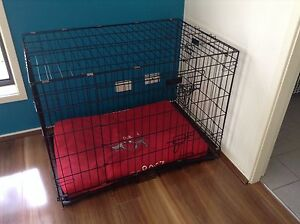 Dog crate - large - like new Salamander Bay Port Stephens Area Preview