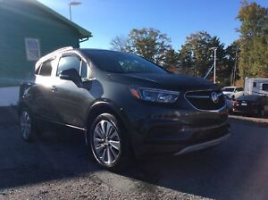 2018 Buick Encore --------$1000 TOWARDS TRADE ENHANCEMENT OR WAR