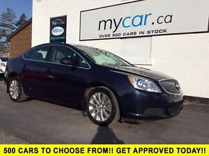 2015 Buick Verano LEATHER, SUNROOF, ALLOYS, BIGSCREEN!!