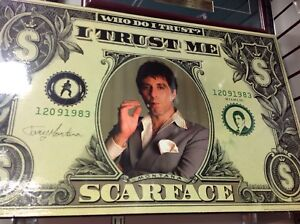 Cadre Scarface