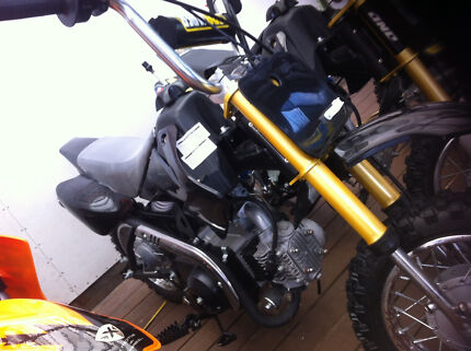 Brand New 50cc dirt bike Auto Electric start for learners Helensvale Gold Coast North Preview