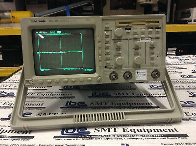 Tektronix Tds 360 Two Channel Digital Real Time Oscilloscope