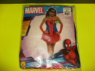 MARVEL SPIDERGIRL WOMEN HALLOWEEN COSTUME EXTRA SMALL