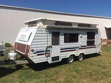 Gazal infinity 18ft poptop caravan Leeton Leeton Area Preview