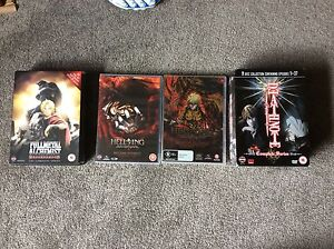 Various Anime for Sale Olinda Yarra Ranges Preview