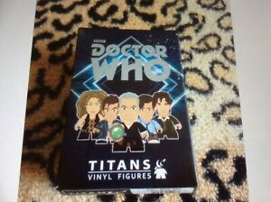 Doctor Who collectable mystery items ,new