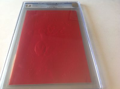FANTASTIC FOUR 371 CGC 9.8 WHITE PAGES COOL RED EMBOSSED COVER MARVEL COMICS