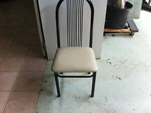 Restaurant chairs and tables Cambridge Kitchener Area image 1