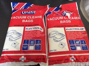 Electrolux Vaccum Cleaner Bags