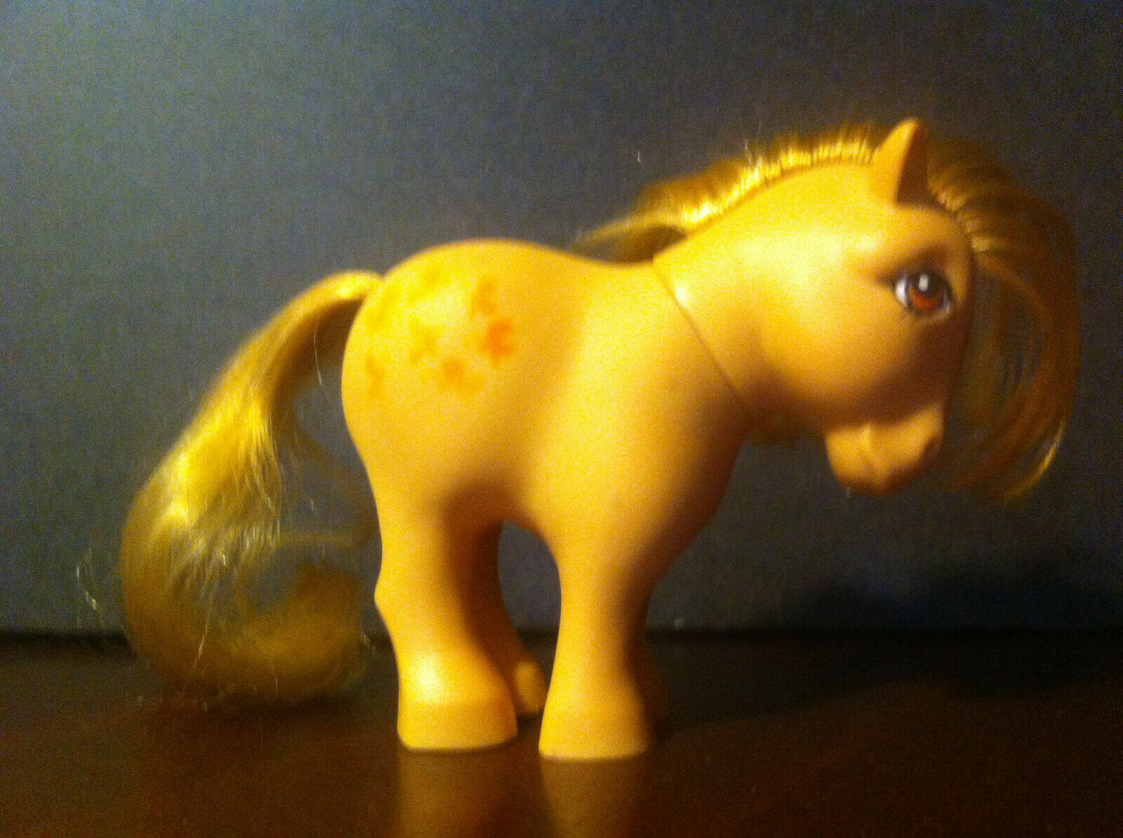 Vintage 1982 Hasbro My Little Pony Made In Hong Kong - $10.00