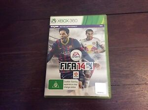 Fifa14 for XBox 360 Bedford Bayswater Area Preview