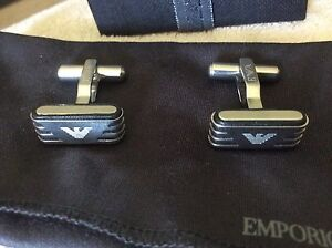 Emporio Armani cufflinks Bull Creek Melville Area Preview