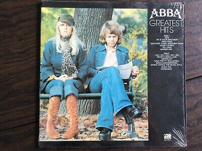ABBA ~ Greatest Hits ~ Atlantic SD 19144 ~NM Stereo LP in Shrink!