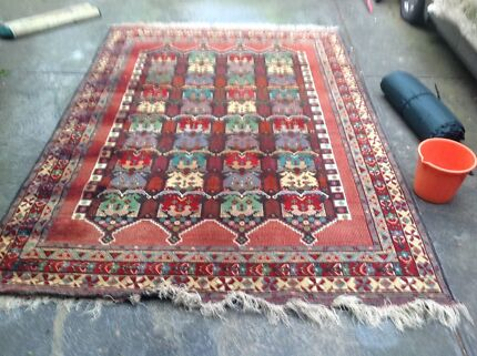 Hand Loomed Persian Forest Hill Whitehorse Area Preview