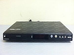 320GB HDD&DVD Recorder with Built-In Digital Tuner Record your Favorite TV Shows